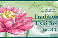 Learn Level 1 Usui Reiki