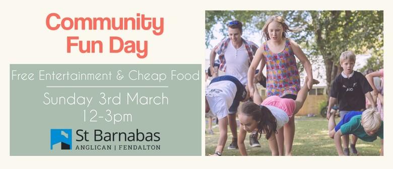 St Barnabas Community Fun Day