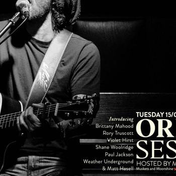Originals Session Volume 12