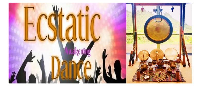 Ecstatic Awakening Dance & Journey With Sound