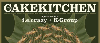 The Cakekitchen with I.E. Crazy and K-Group