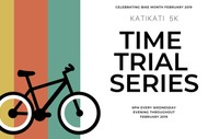 Image for event: Katikati Family 5km Cycling Time Trial Series