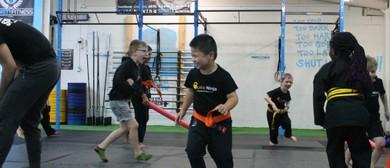 Little Ninja Holiday Fun
