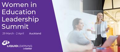 Women In Education Leadership Summit