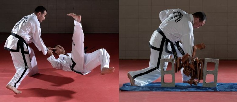 Taekwon-Do Beginners Night and Black Belt Demonstration