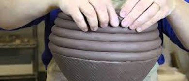 Pottery Beginners Intensive Weekend Course