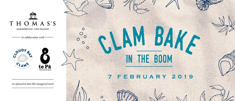 Clam Bake In the Boom