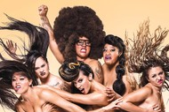 Image for event: Hot Brown Honey: Bread & Circus, World Buskers Festival
