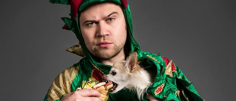 Piff The Magic Dragon: Bread & Circus, Buskers Festival