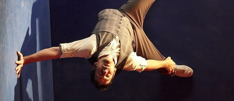 Leo The Anti Gravity Show: Bread & Circus, Buskers Festival