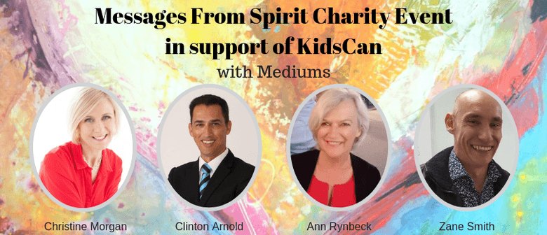Messages From Spirit Charity Event for KidsCan