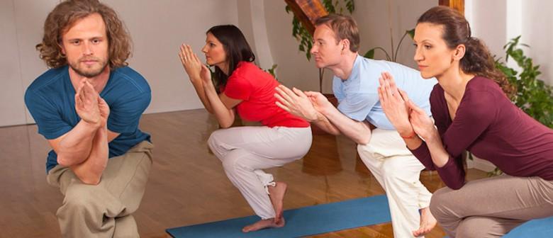 Yoga for Advanced - Level 3