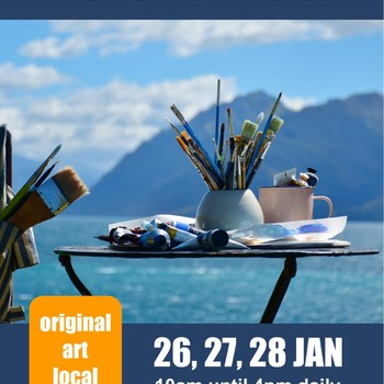 Wanaka Artists - Painters and Print Makers