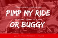 Image for event: Pimp My Ride Or Buggy!