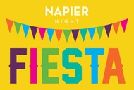 Image for event: Napier Night Fiesta