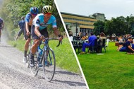 Image for event: Cycling Central - Food & Music