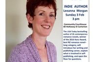 Image for event: Wairarapa Word - Leanna Morgan