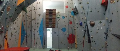 Learn Bouldering (Rock Climbing Without Ropes) Ages 14 - 24