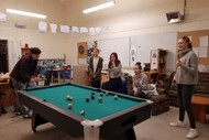 Image for event: Youth Pool & Table Tennis Tournament Ages 14 - 24