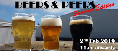 Beers & Peers - Summer Edition