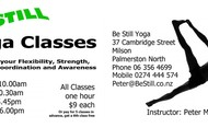 Image for event: Yoga