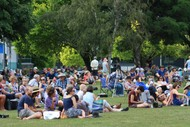 Image for event: Jazz On the Village Green