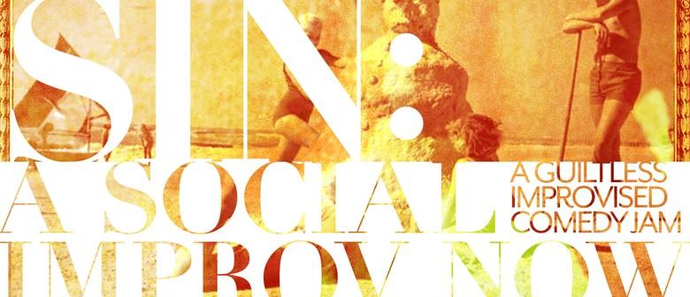 SIN: Social Improv Now Summer Jam-uary