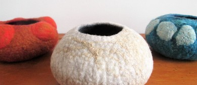 Felt Vessels and Pods Workshop