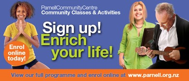 French for Post-Beginners - Parnell Community Centre