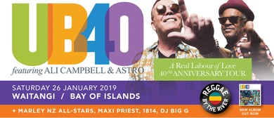 UB40 ft. Ali Campbell & Astro