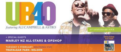 UB40 ft. Ali Campbell & Astro