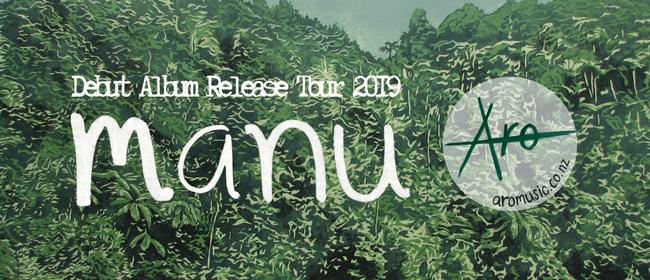 Aro - 'Manu' Album Release Tour