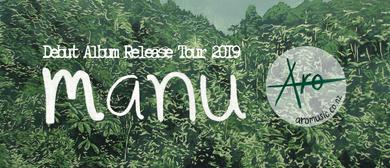Aro - Manu Album Release Tour