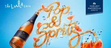 Pop & Spritz Summer Garden Launch Party