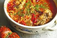 Image for event: Borshch: nutritional Eastern European food.