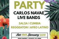 Image for event: Latin Party