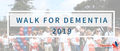 Walk for Dementia 2019