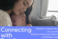 Image for event: Connecting With Toddlers