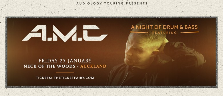 A Night of Drum & Bass ft. A.M.C.