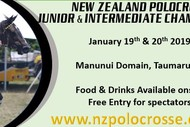 Image for event: NZ Polocrosse Junior & Intermediate Championships