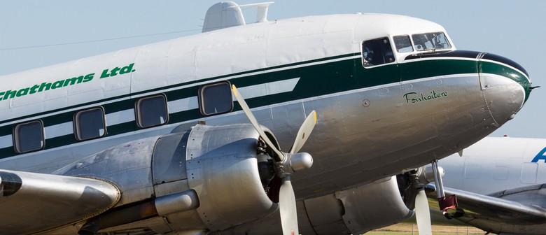 DC-3 Summer Scenic Flights