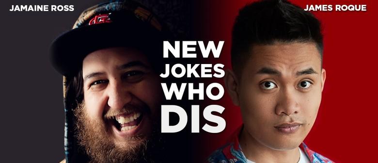 New Jokes Who Dis