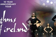 Image for event: Rhythms of Ireland – 10 Year Anniversary Tour