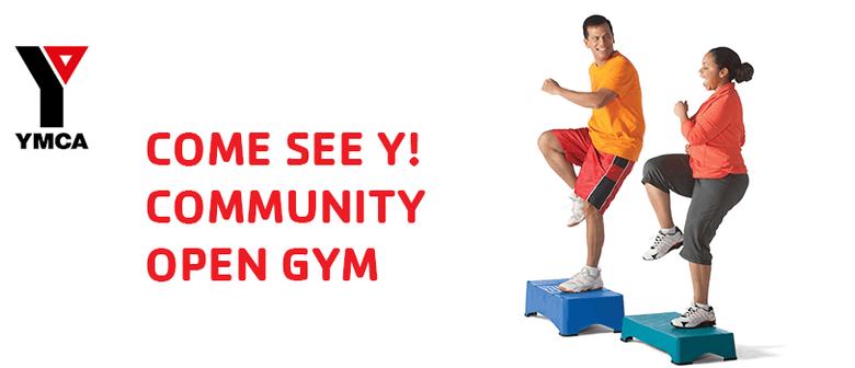 YMCA Trentham Community Gym Open Day