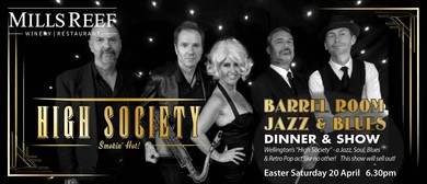 """High Society"" Barrel Room Jazz & Blues"