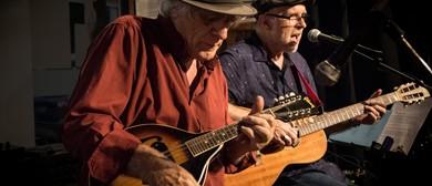 Barrel Room Blues with Mike Garner & Robbie Lavën