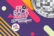Image for event: Fro Back Friday