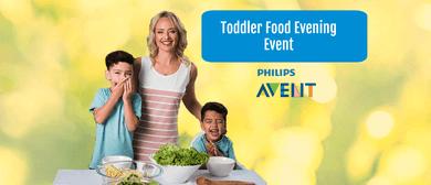 Dr Julie Bhosale Toddler Food Evening Event: CANCELLED