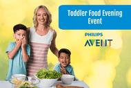Image for event: Dr Julie Bhosale Toddler Food Evening Event
