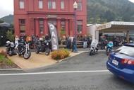 Image for event: Te Aroha Annual Motorcycle & Classic Car Poker Run